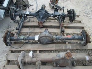 used axles good