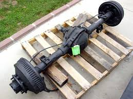 used axles black