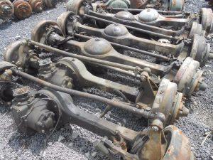 used axles